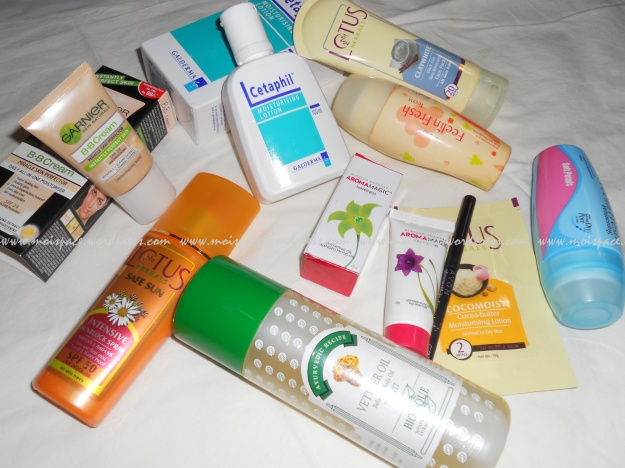 Summer Kin care essentials Haul